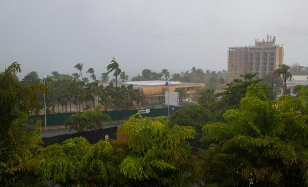 Guadeloupe Hurricane Irma