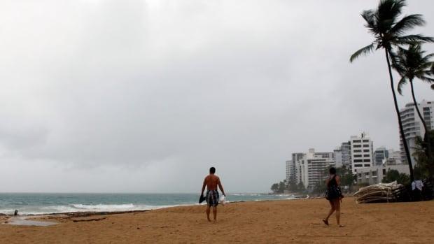 Irma moves toward Dominican Republic, Haiti as Category 5 hurricane