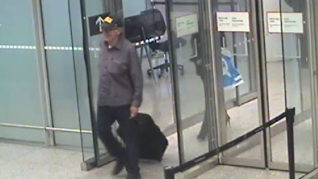 Elderly man who disappeared from Pearson Airport found safe