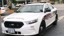 Guelph Police cruiser