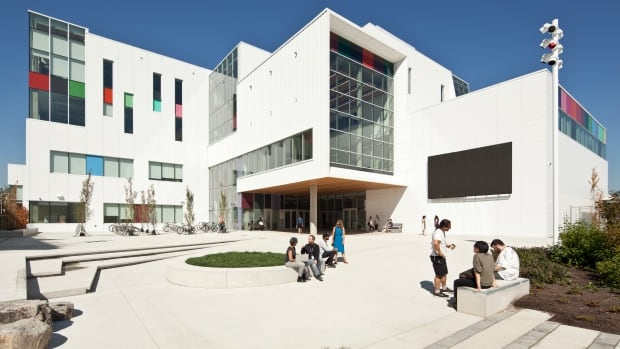 The Emily Carr University of Art and Design is located at East 1st Ave, just off Great Northern Way in Vancouver, BC.