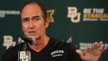ADDITION CFL Briles Hired  Football