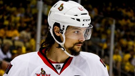 Senators Karlsson Hockey