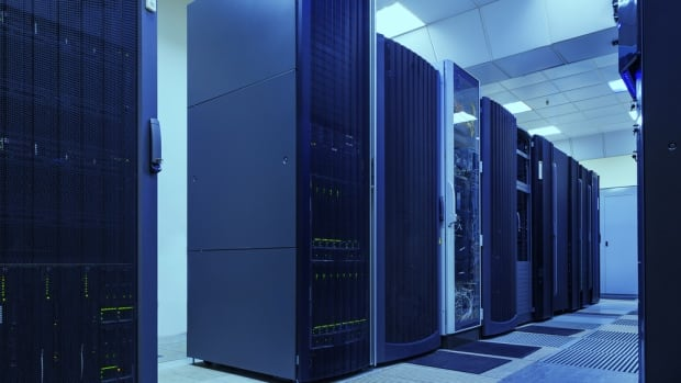 Shared Services Canada was taken to task by the Canadian International Trade Tribunal for using a security exception to award a contract for a new supercomputer. Shared Services is responsible for the federal government IT needs, including data centres similar to ones pictured here.