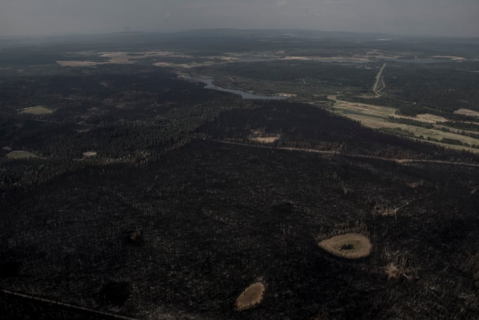 B.C. Wildfires 2017 Williams Lake