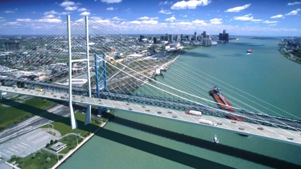 The company that owns the Ambassador Bridge is planning to build a new span after receiving what it calls a final permit from the Canadian government, but officials on both sides of the border say some conditions must still be met.