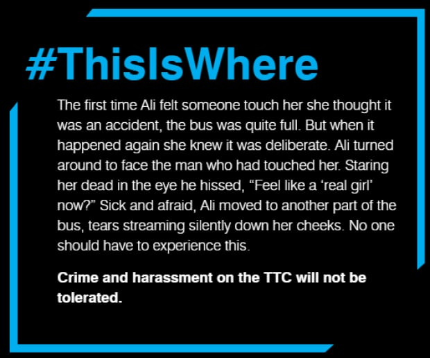 This Is Where TTC