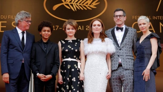 Cast members attend the screening of Wonderstruck at the Cannes Film Festival in May. VIFF announced Wednesday that Wonderstruck will be the festival's closing film.