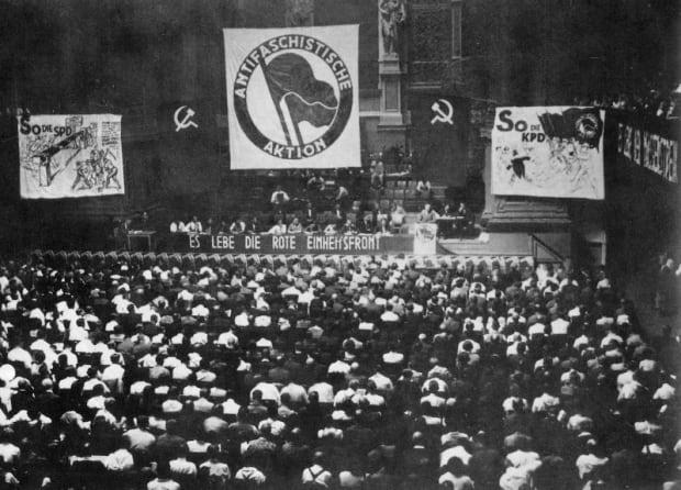 antifascist germany 1932