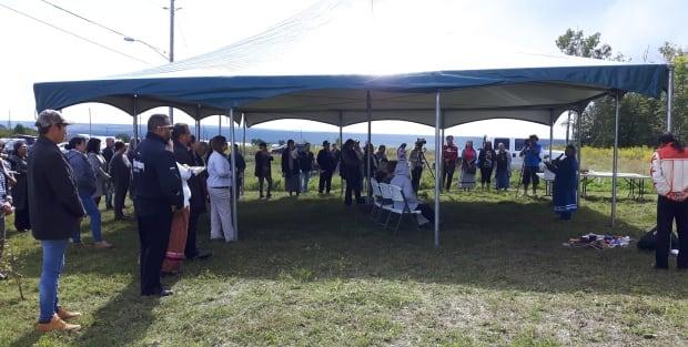 Blessing land -Wikwemikong