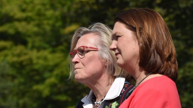 Carolyn Bennett, left, is minister of Crown-Indigenous relations and northern affairs. Jane Philpott is Indigenous Services minister.