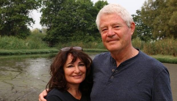 Diana and Mike Seear