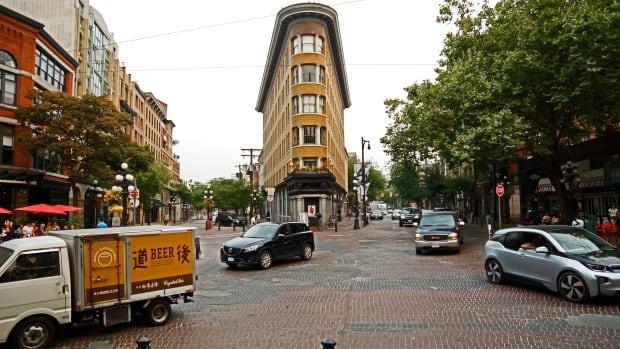 Gastown streets