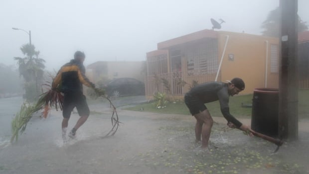 Bahamas narrowly escapes the worst of Hurricane Irma