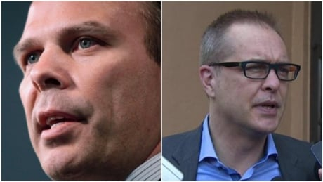 Paul Maurice and Kevin Cheveldayoff