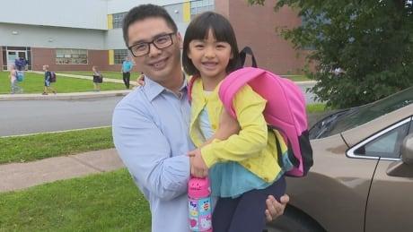 Michael and Winnie Liu