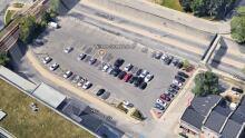 Wilson street parking lot guelph