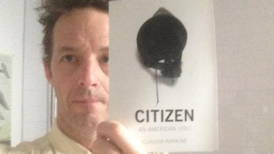 Andrew Whiteman says Citizen by Claudia Rankine is an important book for all of us to read.