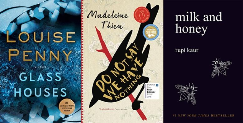 The bestselling books in Canada: Sept  3-9, 2017   CBC Books