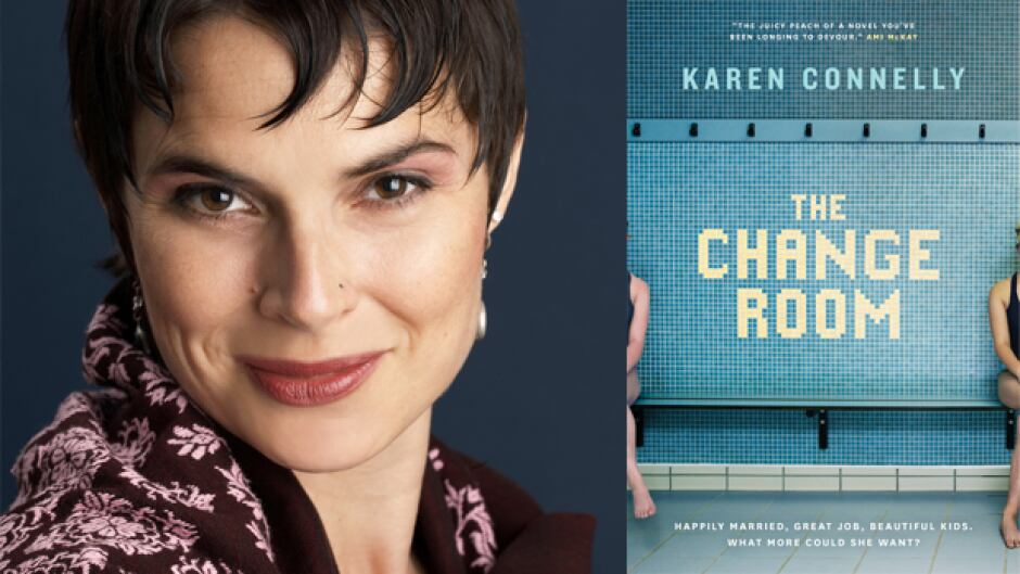 Karen Connelly is the author of the novel The Change Room.