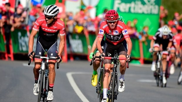 Armee wins Vuelta 18th stage, Froome extends lead
