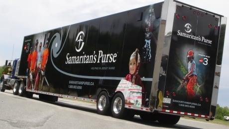 Samaritan's Purse Disaster Relief Unit