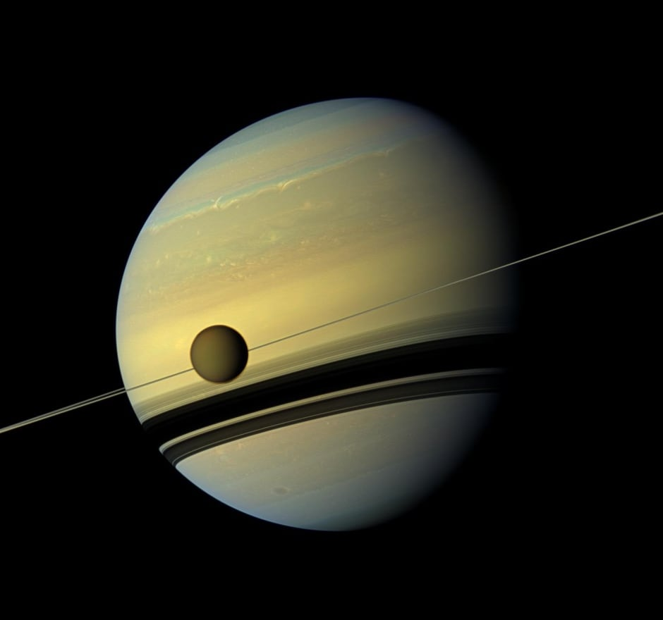 titan saturn winter