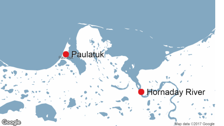 Paulatuk Hornaday River
