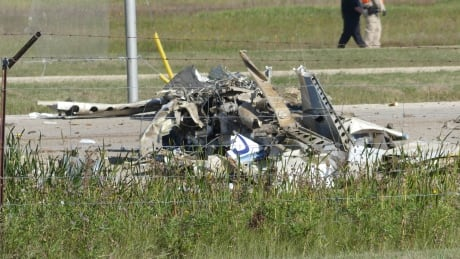 St Andrews plane crash