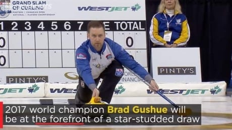 What to expect in the Pinty's Grand Slam of Curling