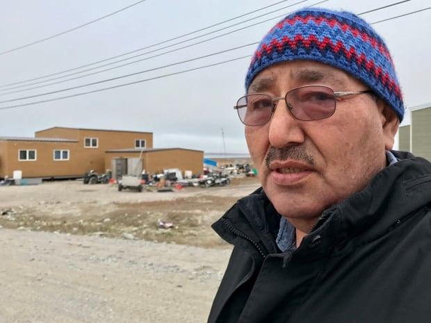 Louie Kamookak