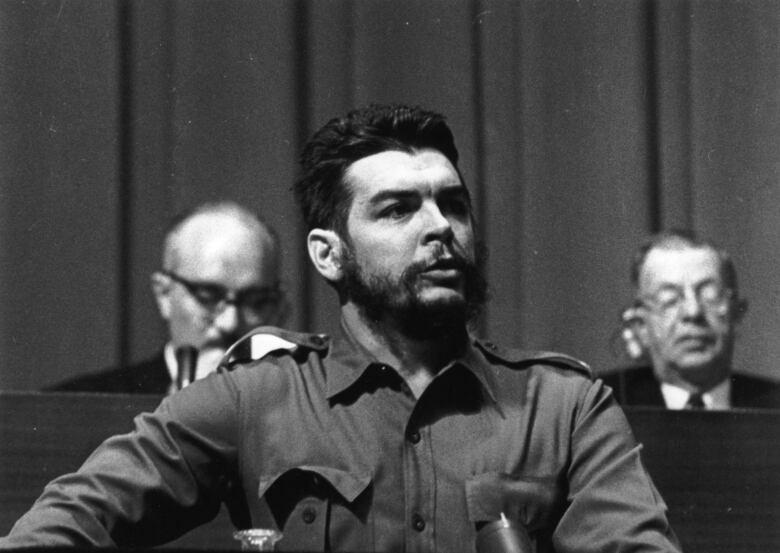 6b4125068c7fb Argentine Communist revolutionary leader Ernesto