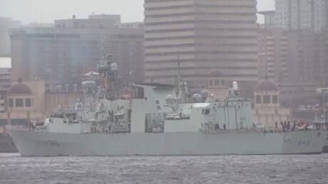 HMCS St John's