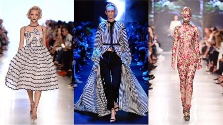 Toronto Fashion Week runway