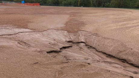 U-13 National Atlantic Baseball Championship in Moncton rained out