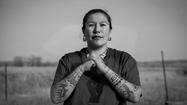 Kanahus Manuel is leading a group of activists and volunteers in a unique project to block the expansion of Kinder Morgan's Trans Mountain pipeline on Indigenous territory.