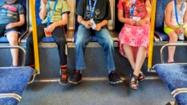 A Vancouver father-of-five trained his children to ride transit alone, only to be shut down by social services. But hold on a tick. It's more complicated than that.