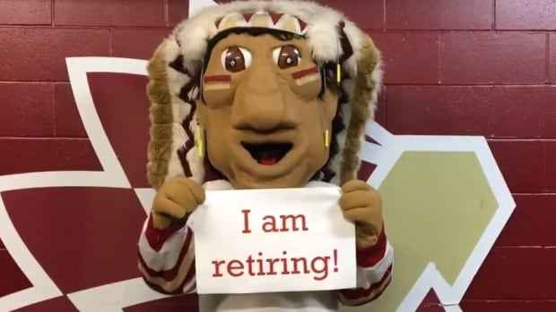 The Chilliwack Chiefs announced the retirement of Chief Wannawin in a YouTube video Thursday.