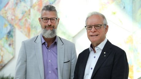 Steven Loft and Simon Brault Canada Council for the Arts