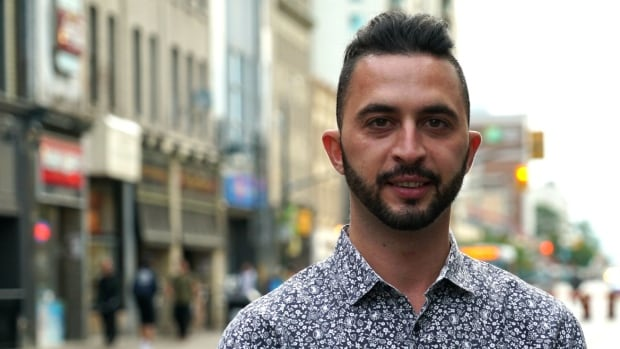 Marco Rodrigues came out to his parents in London 17 years ago.