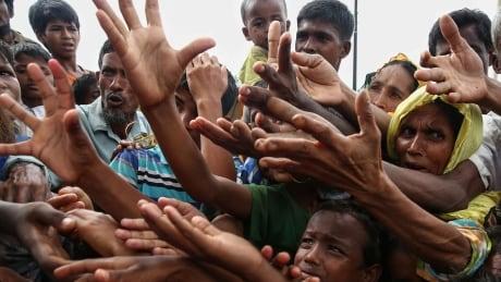 Rohingya in Bangladesh