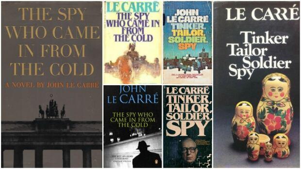 John le Carre Novels