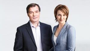 Gloria and Stephen