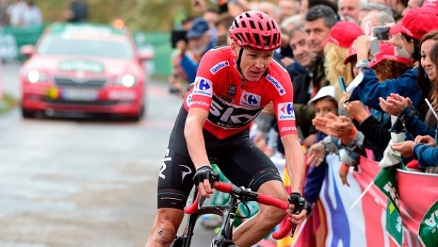 Froome holds firm as De Gendt wins sprint