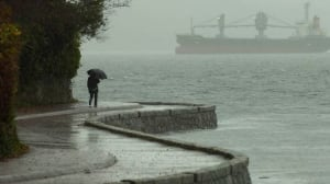 B.C. rainfall, snowfall warnings issued by Environment Canada