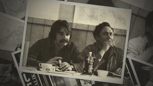 Charlie and Johnny Watt