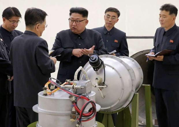 North Korea Assessing the Bomb