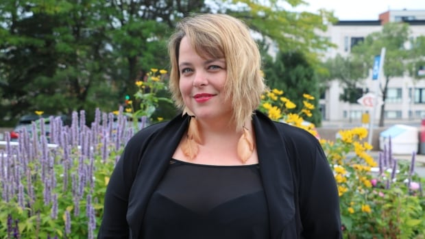 Shannon Webb-Campbell, a poet, writer and critic, who draws her Mi'kmaq heritage from her father's side, says her struggle with identity is one reason she is advocating for Carol Daniels' book Bearskin Diary, the story of an Indigenous girl adopted into a Ukrainian Canadian family.