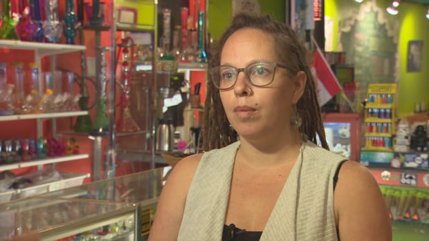 Abi Roach, owner of the Toronto marijuana cafes Roach-O-Rama and Hotbox Café in Kensington Market, says 'the government has misread the customer.'