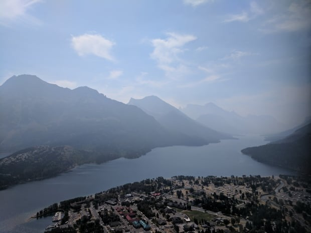 Waterton smoky